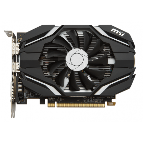 Video MSI AMD Radeon RX 460 2G GDDR5 128bits