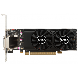 Video MSI GeForce GTX 1050 OC 2G GDDR5 128bits