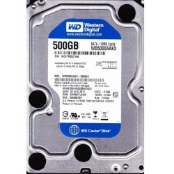 Disco Duro 3.5'' Western Digital 500GB Caviar Blue SATA3