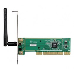 Tarjeta de Red PCI Wireless D-Link DWA-525 N150