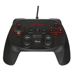 Gamepad Trust GXT 540 PS3/PC