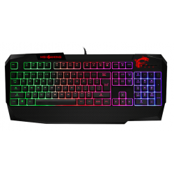 Teclado MSI Interceptor DS4200 Gaming Multi Color