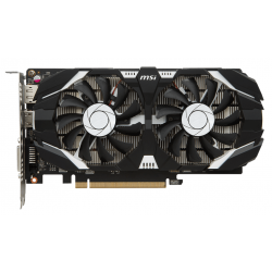Video MSI GeForce GTX 1050 Ti OC 4G GDDR5 128bits