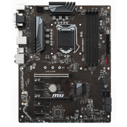 Placa Madre MSI Z370-A PRO DDR4 HDMI DP 1151