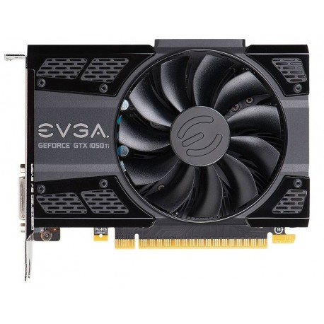 Video EVGA GeForce GTX 1050 Ti 4GB GDDR5 128bits