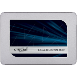 "Disco SSD 2.5"" Crucial MX500 250GB SATA3"