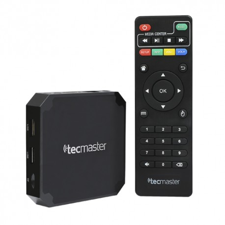 Android TV Tecmaster TM-STV-MS905 Quad-Core Android 7.1