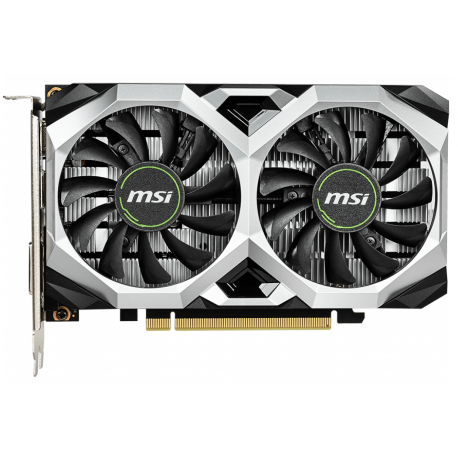 Video MSI GeForce GTX 1660 Ventus XS OC 6GB GDDR5 192bits