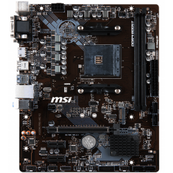 Placa Madre MSI A320M PRO-VH Plus VGA HDMI AM4