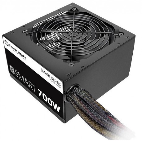 Fuente de poder Thermaltake Smart 600W 80 Plus