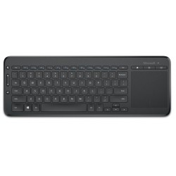 Teclado Touch Microsoft All-in-One inalámbrico