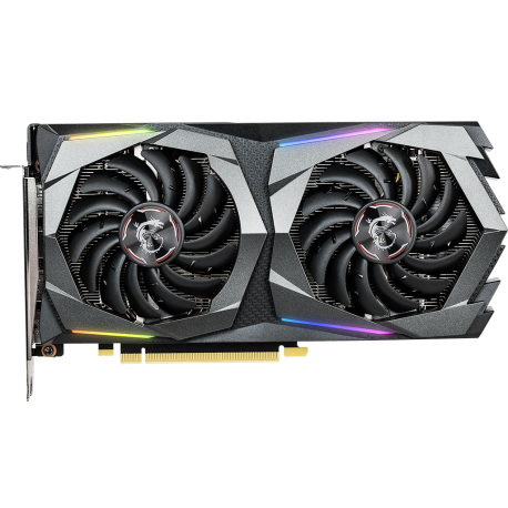 Video MSI GeForce GTX 1660 Gaming X6GB GDDR5 192bits