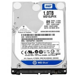 Disco Duro 2.5'' Western Digital Notebook 1TB SATA2