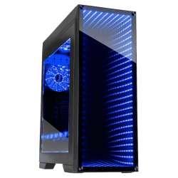 Gabinete GameMax M902 Blue