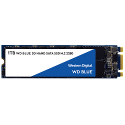 "Disco SSD 2.5"" Western Digital Blue 1TB SATA3"