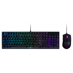 Teclado + Mouse CoolerMaster MS111 MemChanical USB RGB