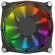 Extractor CoolerMaster MasterFan MF120L Colores 120mm