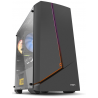 Gabinete NOX Infinity Alpha RGB Tempered Glass