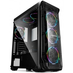 Gabinete Segotep Ultra Z Tempered Glass