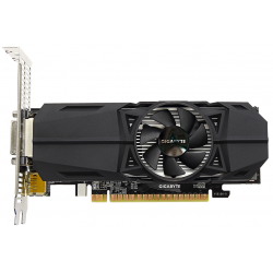 Video Gigabyte GeForce GTX 1050 Ti 4GB GDDR5 128bits