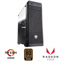 PC TOP-03 Core i7-7700 16Gb SSD240Gb GTX1650 4Gb 550W Bronze