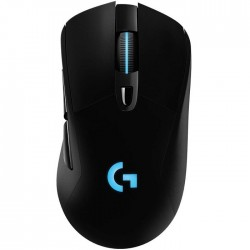 Mouse Logitech Gamer G703 Hero Lightspeed PowerPlay Wireless