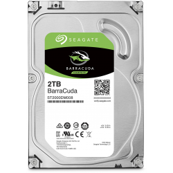 Disco Duro 3.5'' Seagate Barracuda 2TB 7200rpm SATA3