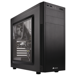 Gabinete Corsair 100R Carbide Series