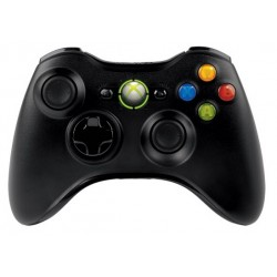Gamepad Microsoft Xbox 360 PC Inalámbrico