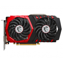 Video MSI GeForce GTX 1050 Ti Gaming X 4G GDDR5 128bits