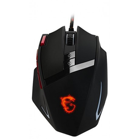 Mouse MSI Interceptor DS200 Gaming USB